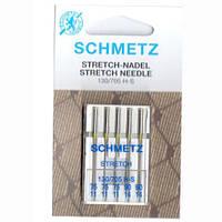Иглы для эластичных тканей Stretch 130/705 H-S B5 75*3/90*2