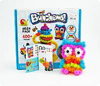 Детский креативный конструктор Bunchems (Банчемс)