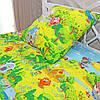 Комплект постельного белья Moorvin Gold Lux Детский 150х215 (GLP_507_0132), фото 3
