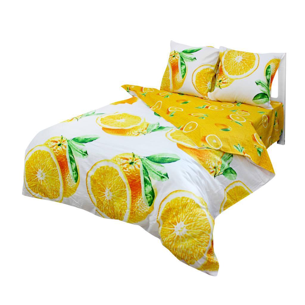 Комплект постельного белья Moorvin Евро Сатин 240х215 см (SAP_317_0250_K)