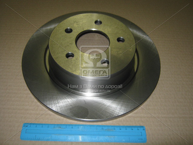 Диск тормозной FORD C-MAX II 1.6 2.0 2010- задний (пр-во REMSA) 61459.00
