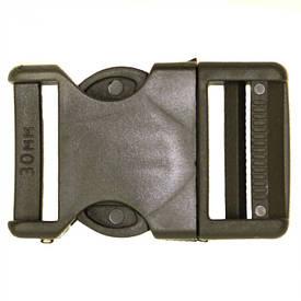 Застежка Fastex 30 мм черная
