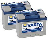 Аккумулятор Varta BLUE dynamic 60 А/ч (560409054 D59), фото 1