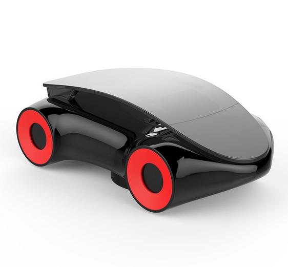 Автомобильный держатель для телефона многофункциональный черный