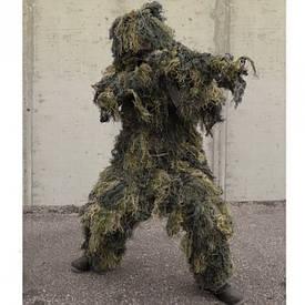 """Маскировочный костюм """"Кикимора"""" Woodland MIL-TEC"""