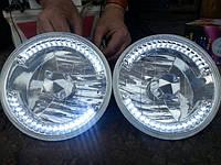 "Передние фары на ВАЗ 2101 ""Светомания"""