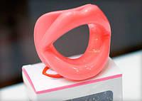 Японский тренажер для губ от морщин Face Slimmer Exercise Резиновые губы, фото 1