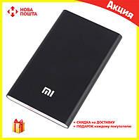 Павербанк Супер тонкий! Power Bank Xiaomi Mi Slim 12000 mAh (черный)