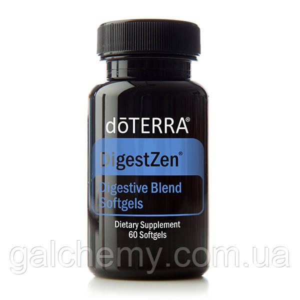 DigestZen Softgels / БАД / «Дзен Пищеварения», 60 капсул