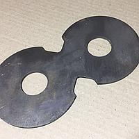 Прокладка шестерни насоса опрокидывающего механизма КрАЗ 220В-8604074-01