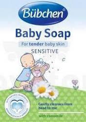 Детское мыло Bubchen sensitive 125 г
