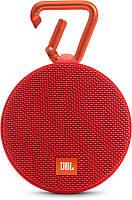 Портативная акустика JBL Clip 2 Red, фото 1