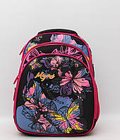 Ортопедичний шкільний рюкзак для дівчинки / Ортопедический школьный рюкзак для девочки