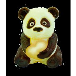 Шоколадна фігурка Солодкий Світ 60г Panda чорн.