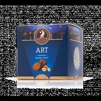 Цукерки Shoude 200г Art Праліне-фундук-кріспі коробка