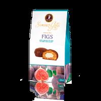 Цукерки Shoude 100г Summer Gifts Інжир крем-молоко в шоколаді