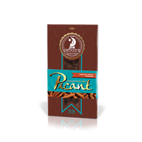 Шоколад Shoude 100г Пікант з корицей