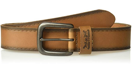 Ремень Levi's®  Men's Casual Belt - Tan