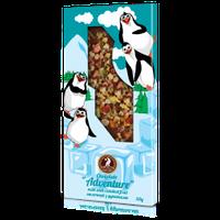 Шоколад Shoude 50г Пригоди молочний з цукатами