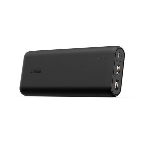 Повербанк ANKER PowerCore 20100 mAh Ultra High Capacity Black