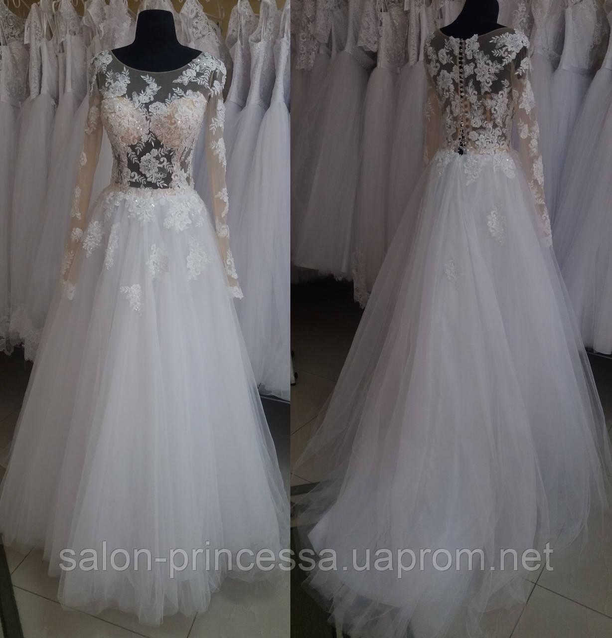 1c9f1e88425 Свадебное платье