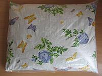 Ортопедическая подушка из гречневой лузги 40х60 (бязь) с молнией