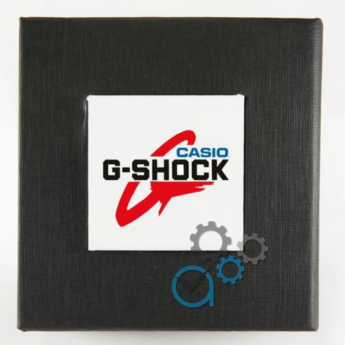 Коробочка с белым квадратом с логотипом Casio G-Shock (Реплика AAA+)