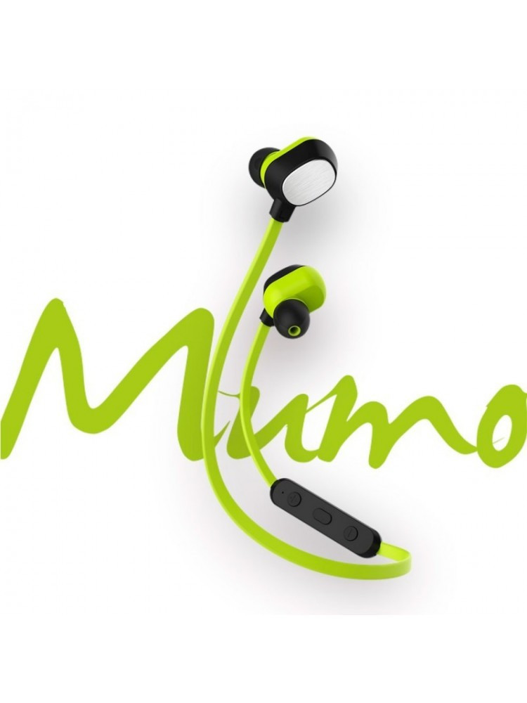 Наушники Rock BT Mumo Bluetooth Earphone  Зеленый