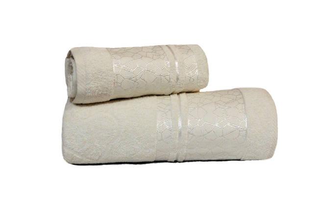 Полотенце махровое Turkiz (Турция) Web 70х140, фото 2