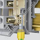 Клещи обжимные для трубчатых кабельных наконечников, фото 3
