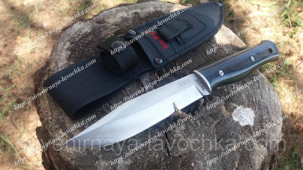 Нож нескладной mikarta