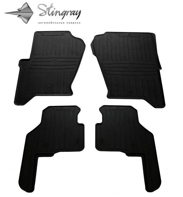 Коврики автомобильные Land Rover Discovery IV (L319) 2009-2016 Комплект из 4-х ковриков Stingray