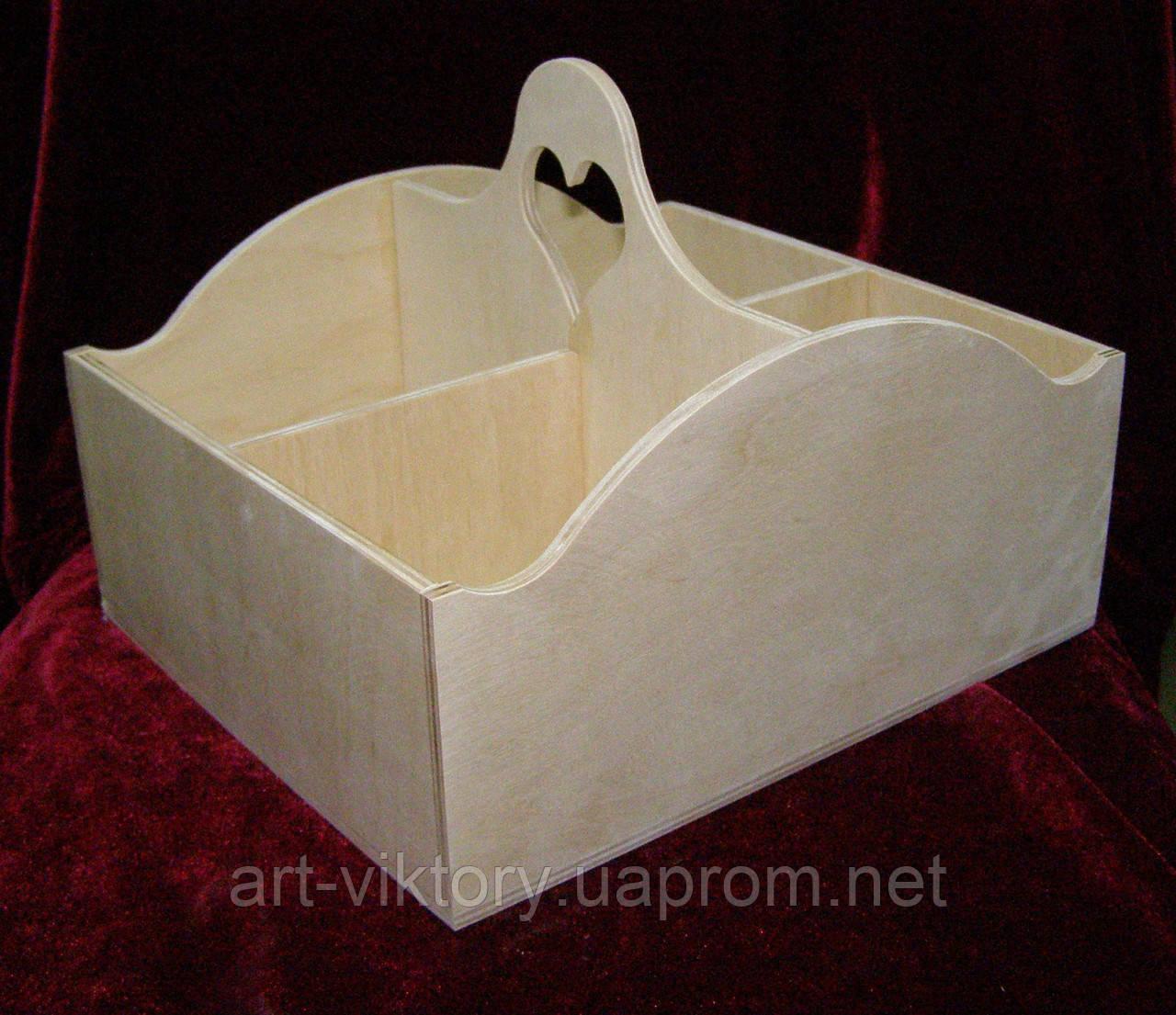 Короб для дрібниць і спецій (22 х 25 х 18,5 см)