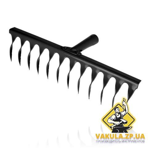 Витые грабли 12 зубцов S-2мм