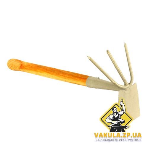 Мотыга комбинированная с ручкой