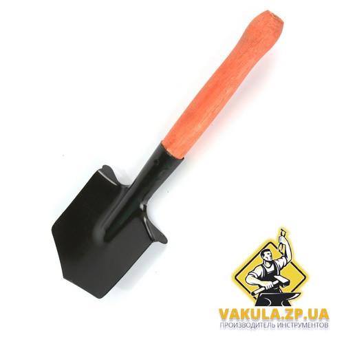 Лопата сапёрная с ручкой