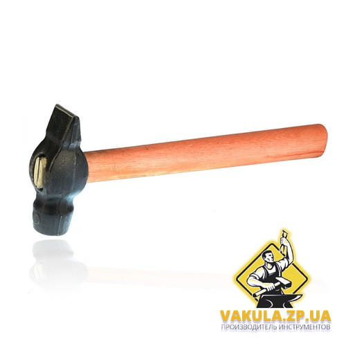 Молоток 0,8 кг с круглым бойком и ручкой