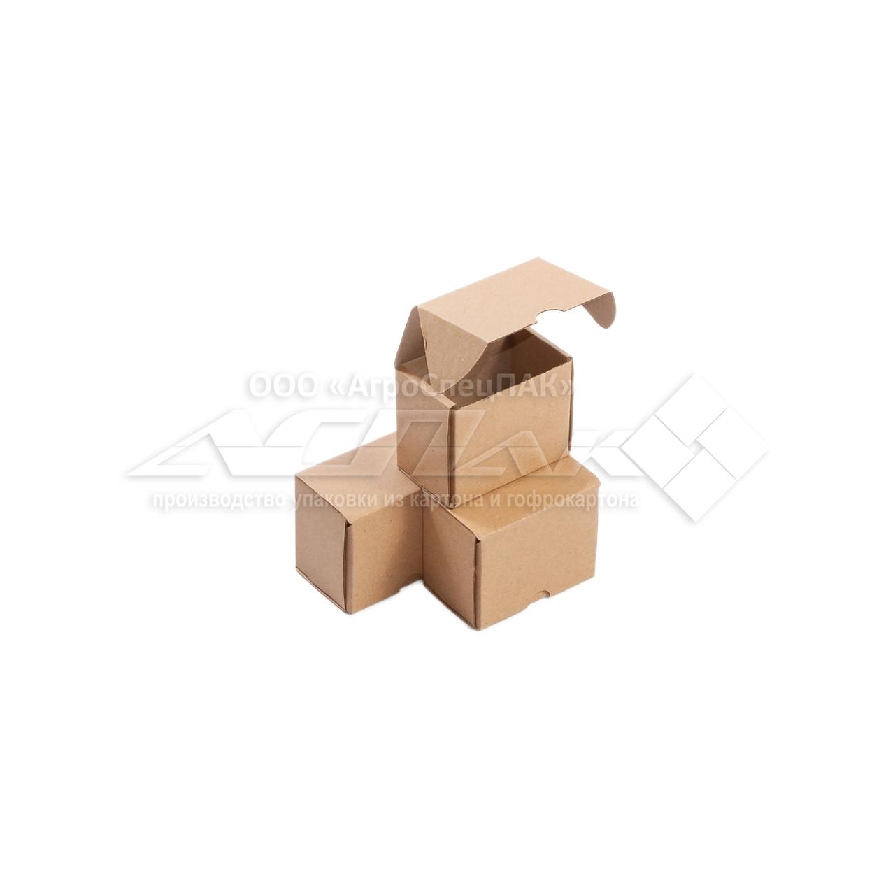 Картонные коробки 73*48*63 бурые