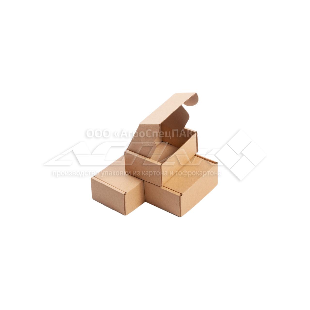 Картонные коробки 90*65*40 бурые