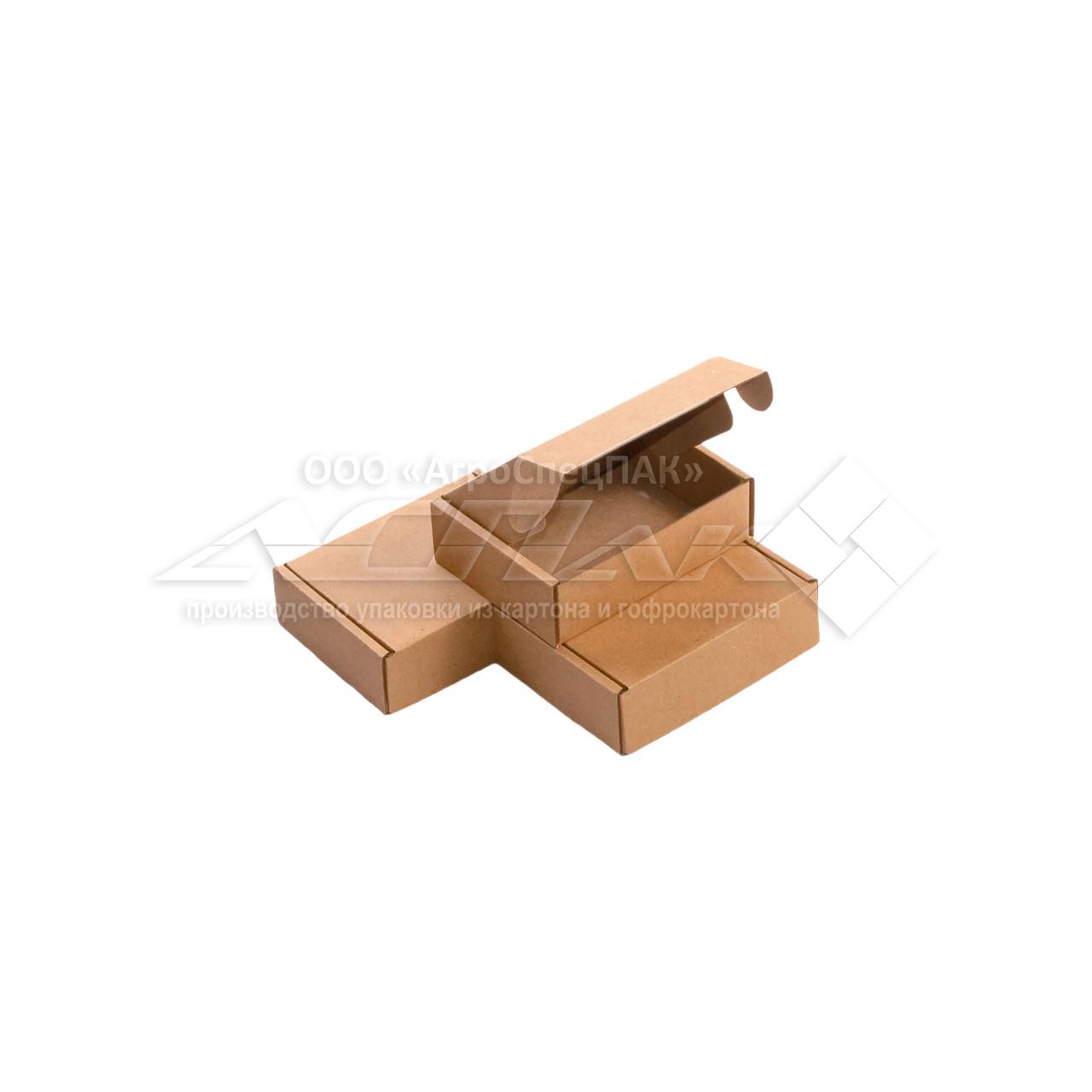 Картонные коробки 115*90*35 бурые