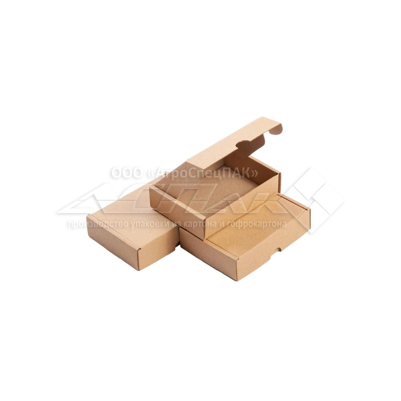 Коробки картонные 120*90*30 бурые