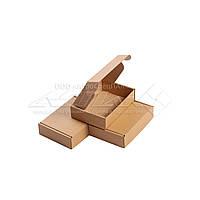 Коробки картонные 155*110*40 бурые