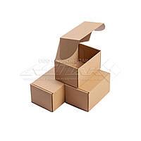 Коробки картонные 155*110*90 бурые