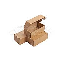 Коробка картонная 180*100*65 бурая