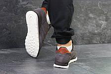 Чоловічі кросівки Reebok Workout,замшеві,коричневі 43,44 р,, фото 3