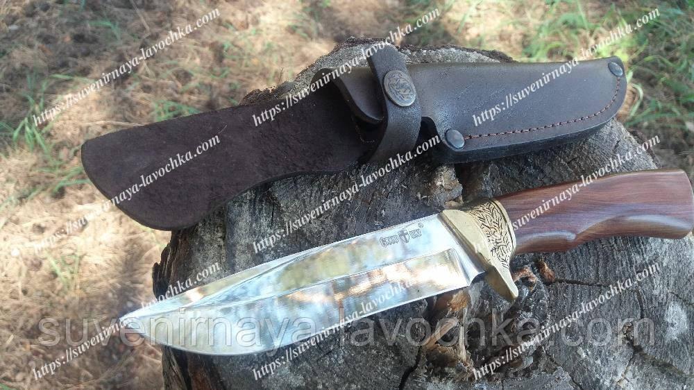 Нож нескладной 2691 HWP Финн Охотничий