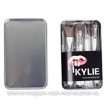 Профессиональный набор кистей для макияжа Kylie Professional Brush Set 12 шт, Качество