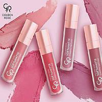 Матовая кремовая помада Soft & Matte Creamy Lipcolor – соблазнительный бархат Ваших губ
