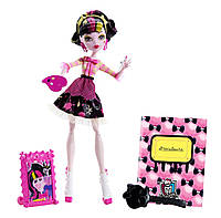 Кукла Monster High Дракулаура Арт класс