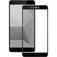 Стекло Optima 3D для Xiaomi Redmi 4x, black